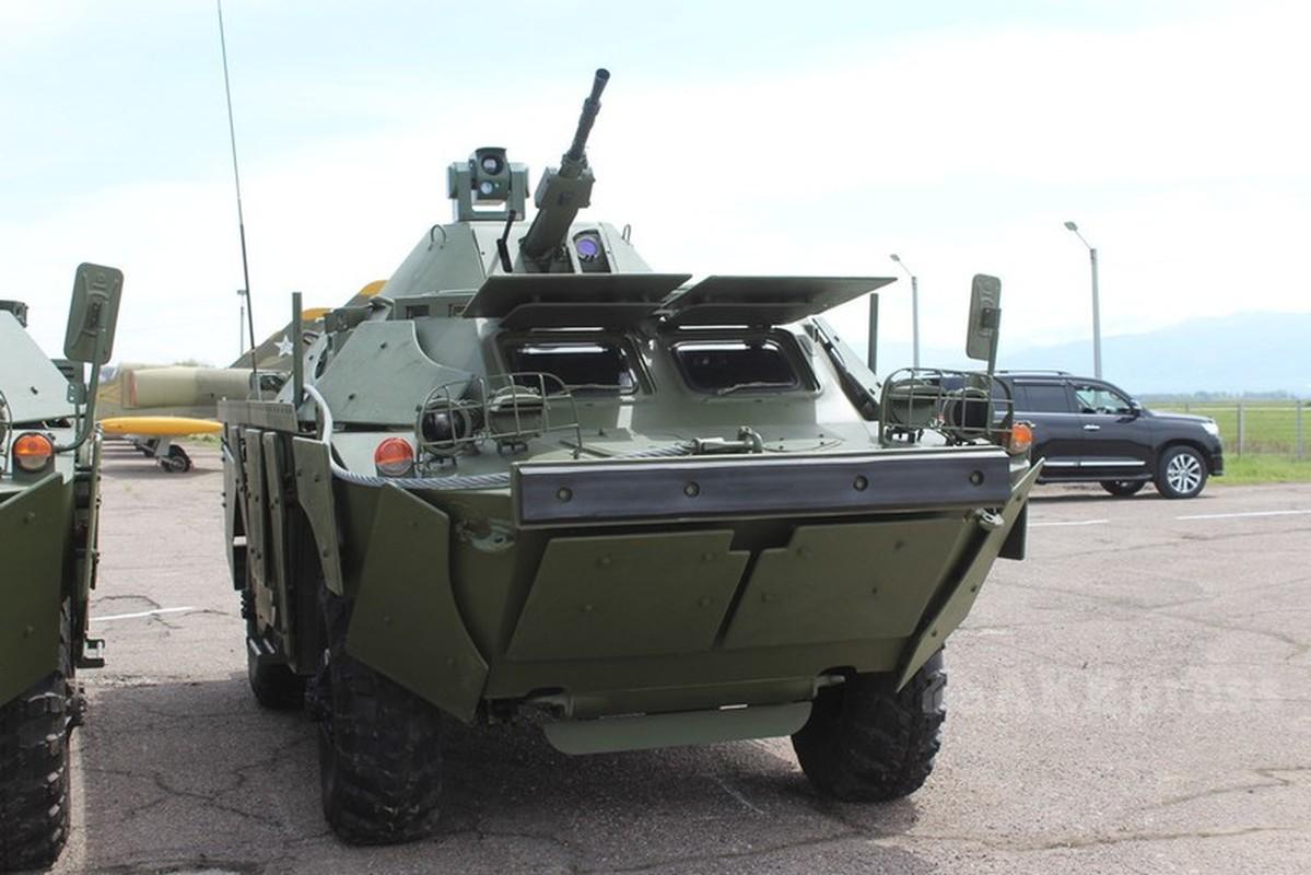 Xe thiet giap BRDM-2M qua re, Viet Nam nen can nhac nang cap-Hinh-4