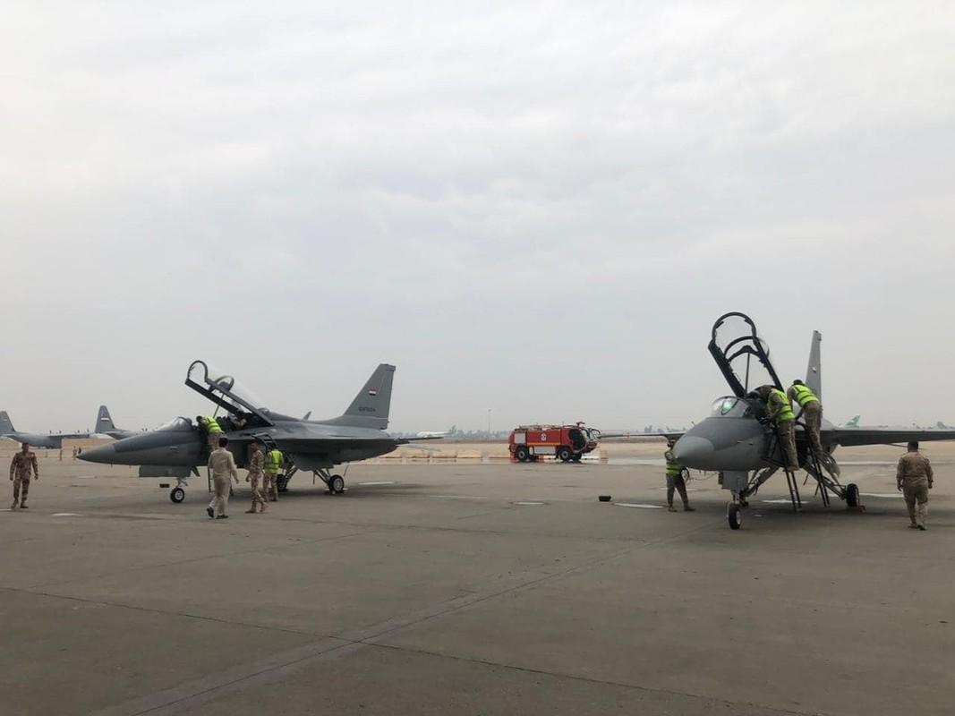 Samsung xuat khau chien dau co KAI T-50 sang tan Iraq-Hinh-2