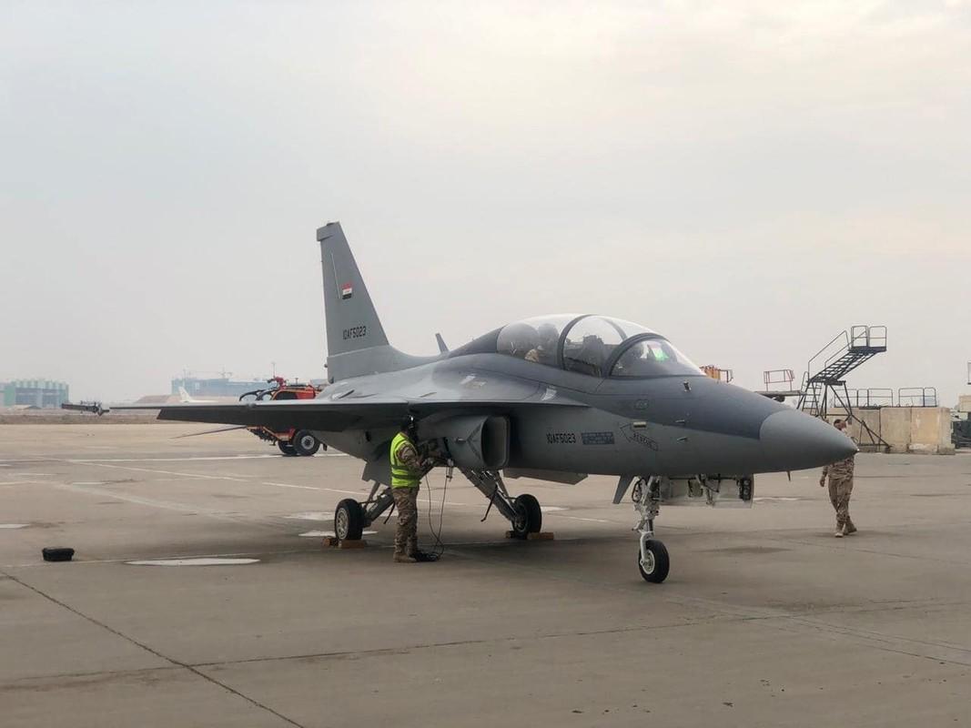 Samsung xuat khau chien dau co KAI T-50 sang tan Iraq