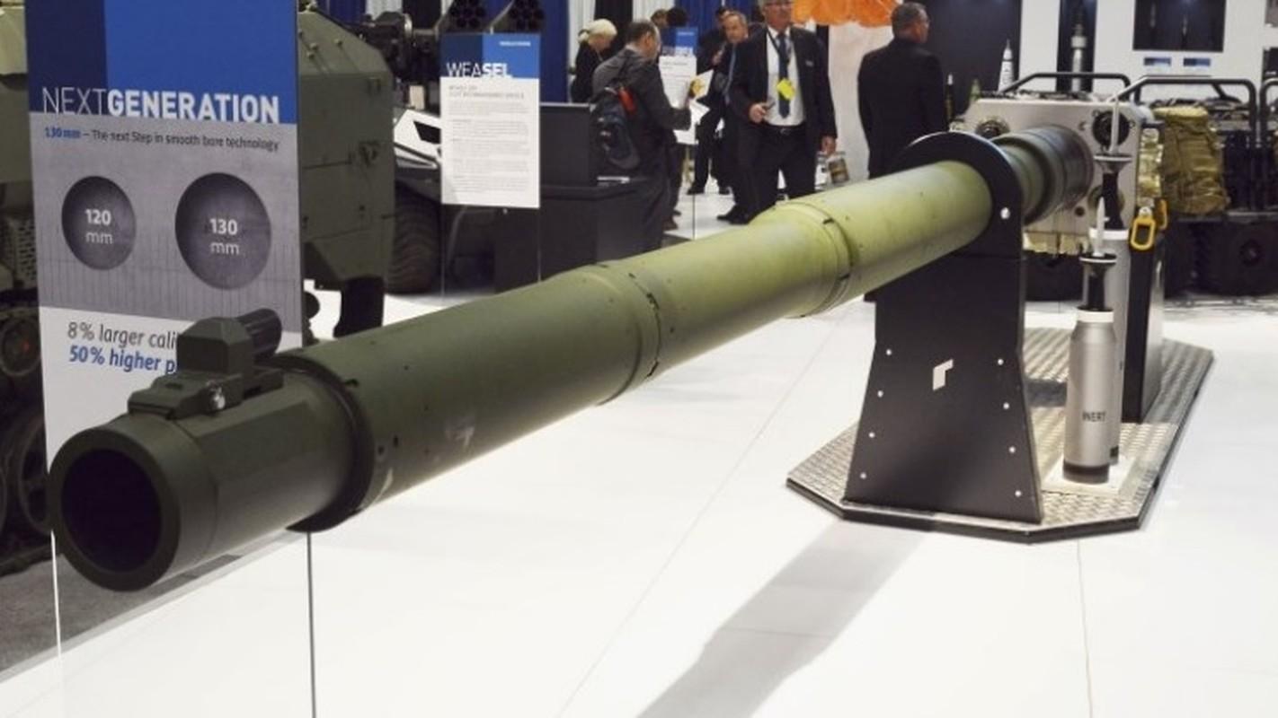 NATO se khuat phuc Nga, Trung Quoc bang xe tang nong phao sieu khung 130mm?