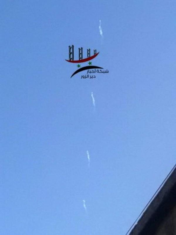 Doanh trai cua Nga o Syria bi may bay My oanh tac-Hinh-2