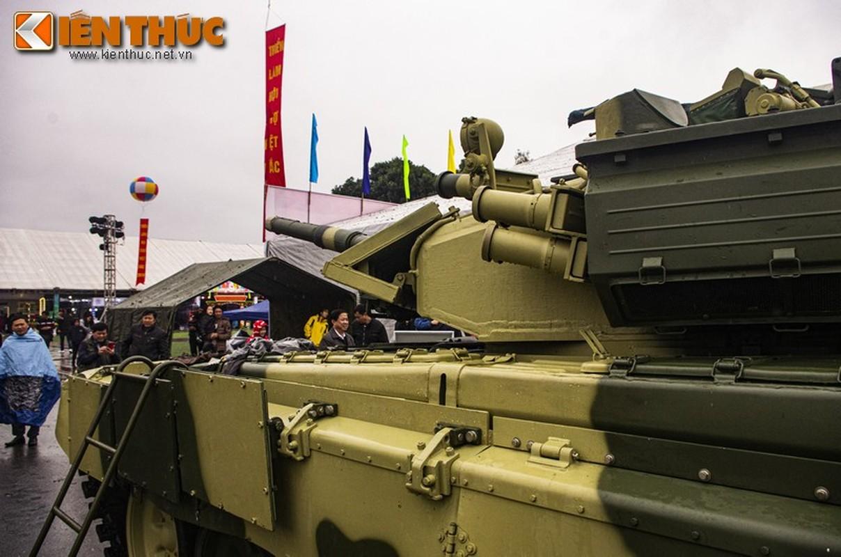 Uu, nhuoc diem cua he thong nap dan tu dong tren xe tang T-90 Viet Nam-Hinh-4