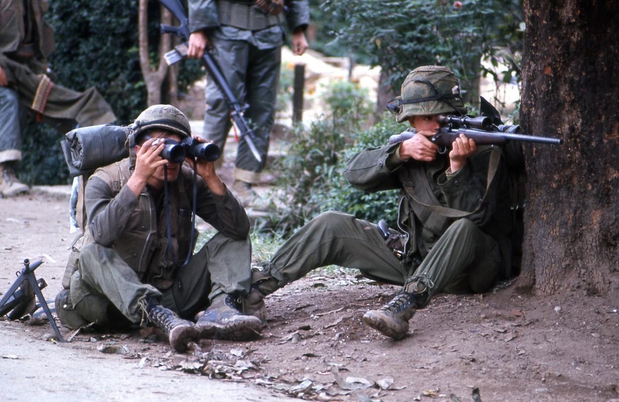 Hinh anh linh My co cum khi bi tan cong bat ngo Tet Mau Than 1968-Hinh-11