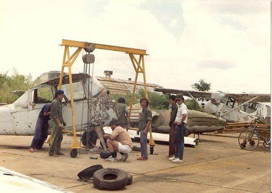 Khong ngo dung 30 nam truoc Viet Nam da tung ban may bay cho Australia
