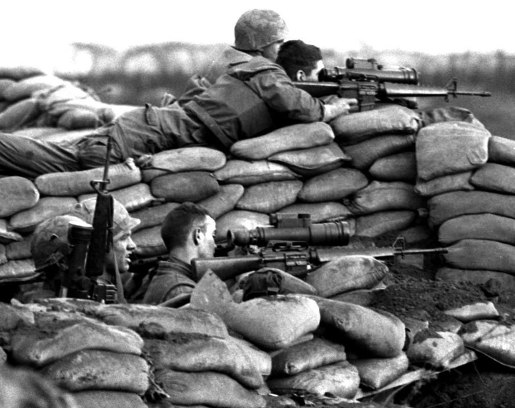 Noi dau tien Quan doi Viet Nam tan cong trong tran Tet Mau Than 1968-Hinh-2