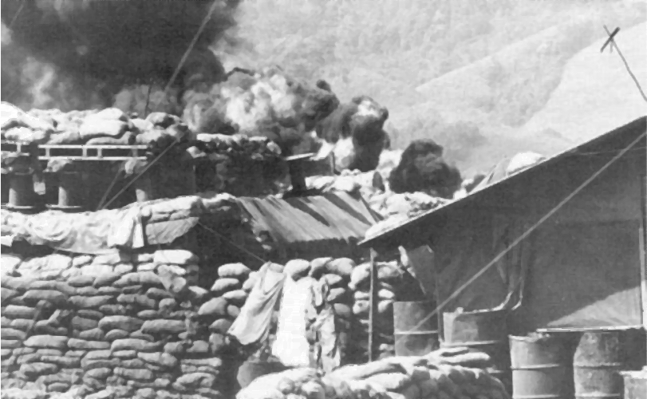 Noi dau tien Quan doi Viet Nam tan cong trong tran Tet Mau Than 1968