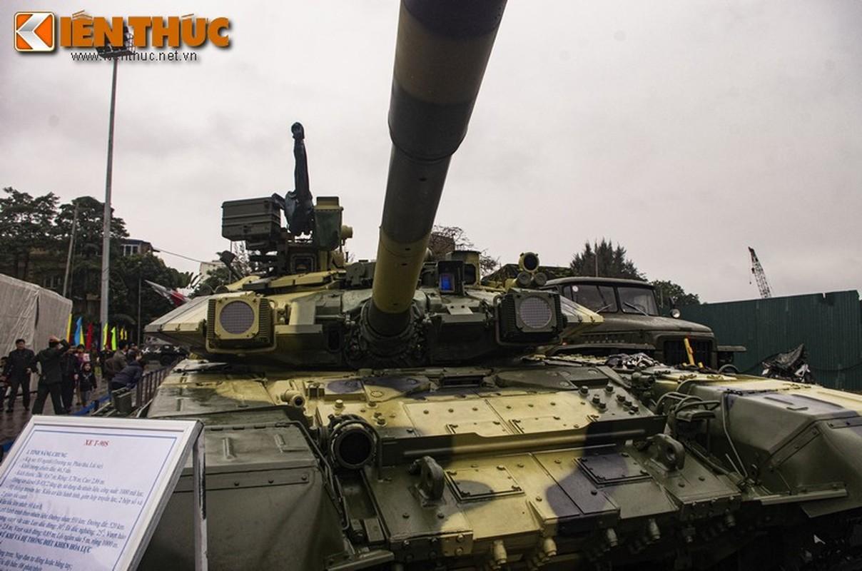 Viet Nam se mua them so luong lon T-90 va