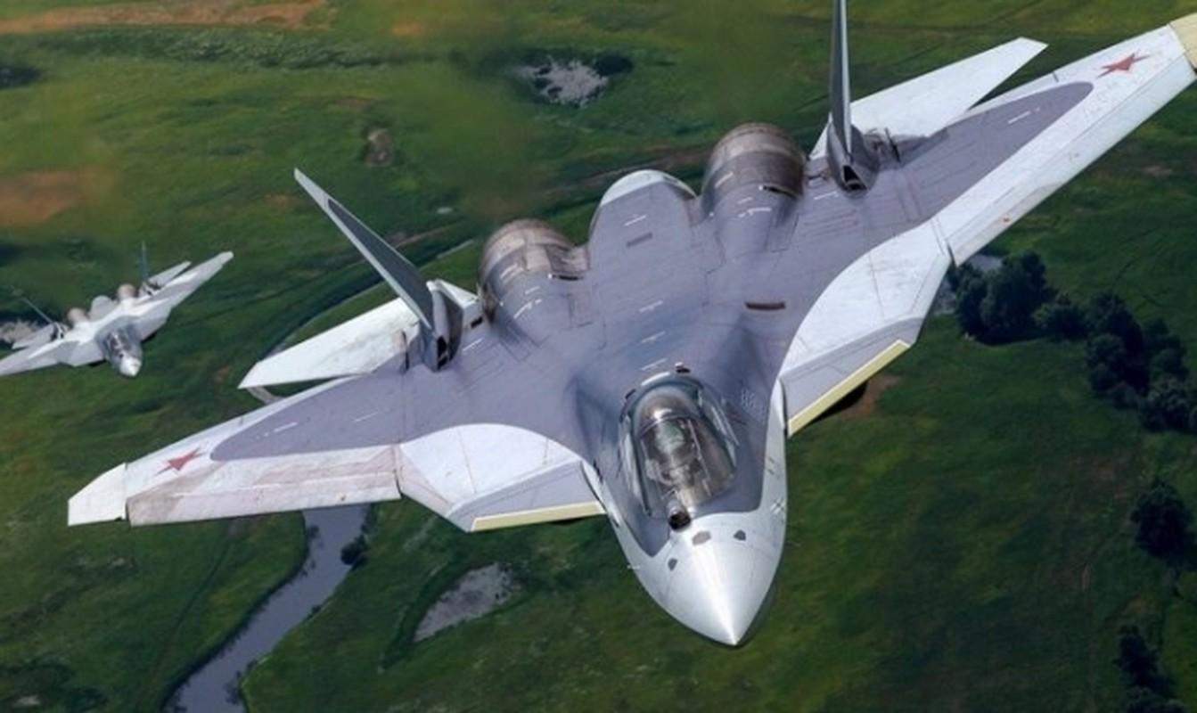 Bat chap Su-57 vua roi, Khong quan Nga van nhan mot loat tiem kich nay trong 2020-Hinh-4