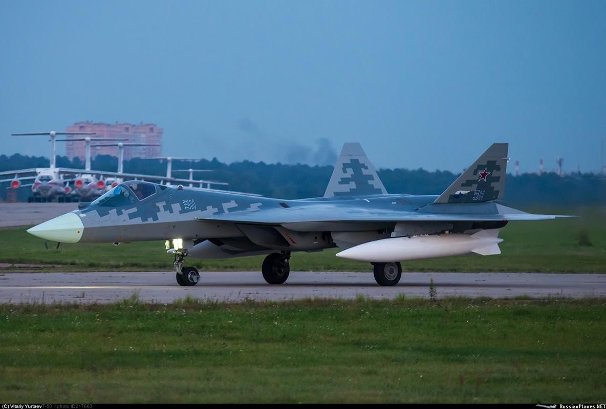 Bat chap Su-57 vua roi, Khong quan Nga van nhan mot loat tiem kich nay trong 2020