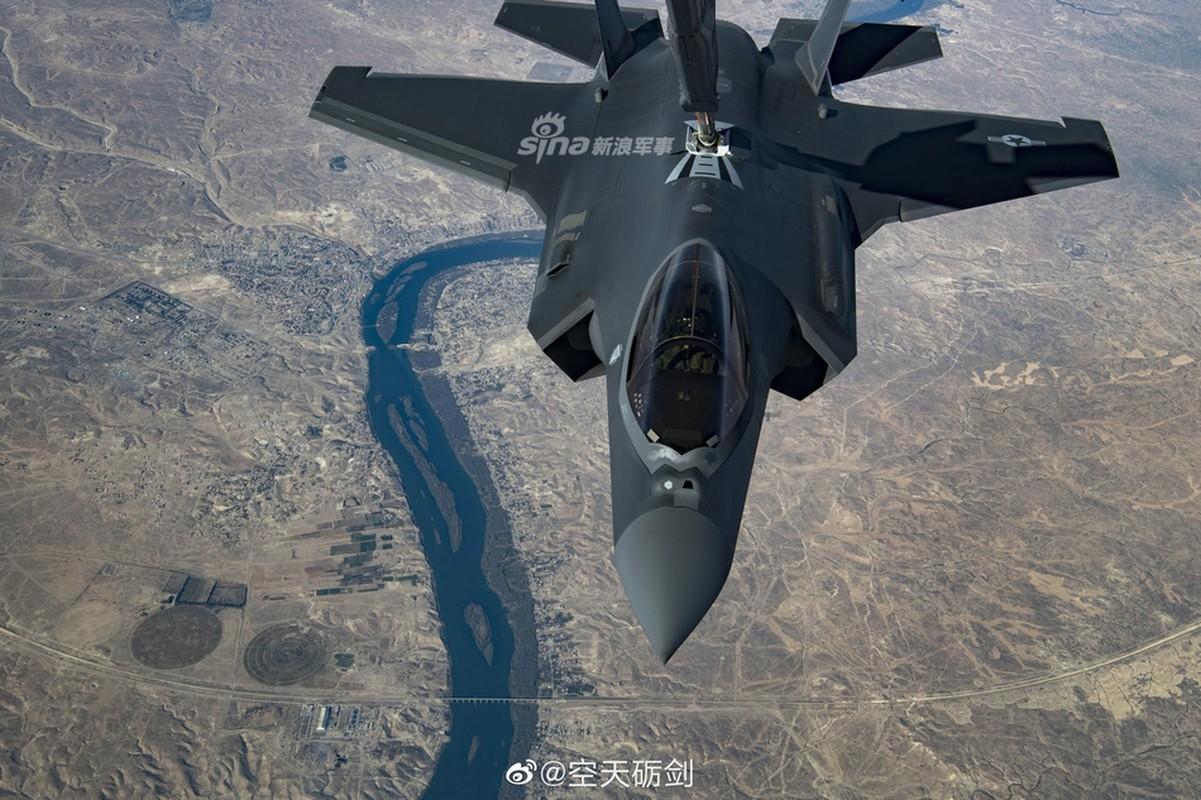 Tiep lieu tren khong cho tiem kich F-35: Kho nhu len troi!-Hinh-3