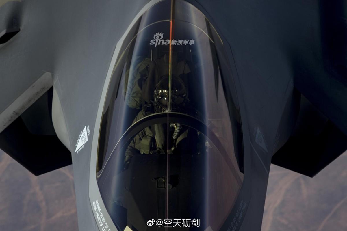 Tiep lieu tren khong cho tiem kich F-35: Kho nhu len troi!-Hinh-6