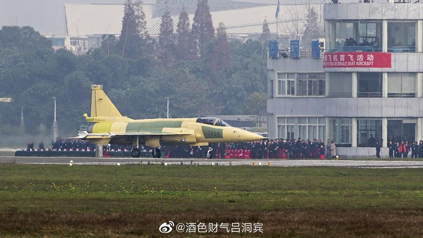 Trung Quoc nang cap JF-17 len phien ban 3, co dang la moi lo cho Nhat – Han?