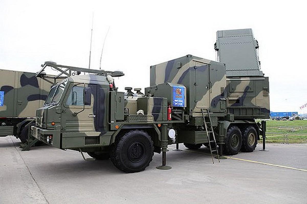 Vua nhap bien don vi dau, Nga da tinh trang bi tong cong 12 su doan S-350 Vityaz-Hinh-12