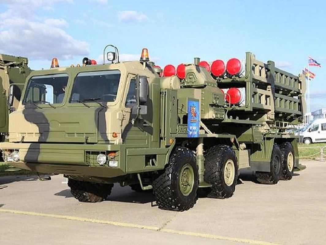 Vua nhap bien don vi dau, Nga da tinh trang bi tong cong 12 su doan S-350 Vityaz-Hinh-13