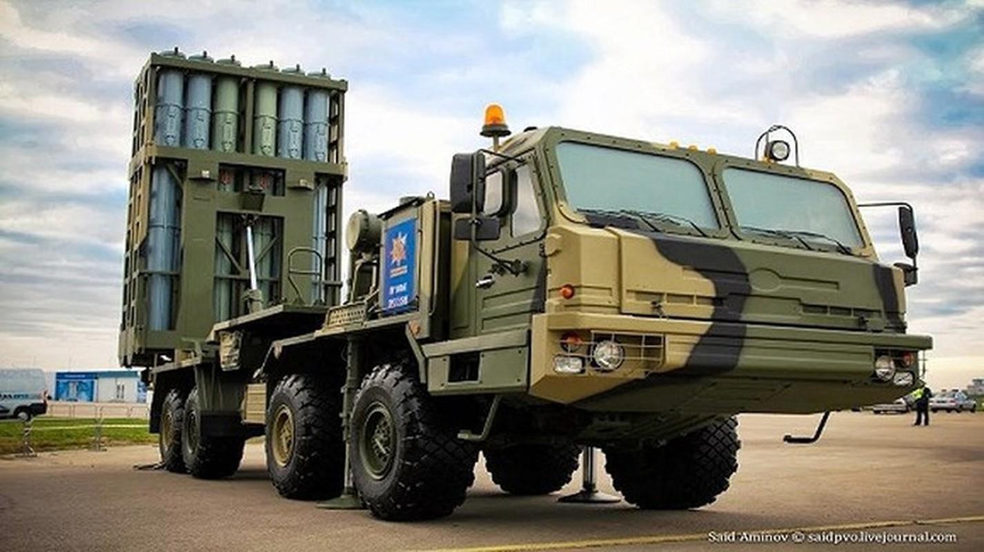 Vua nhap bien don vi dau, Nga da tinh trang bi tong cong 12 su doan S-350 Vityaz-Hinh-6