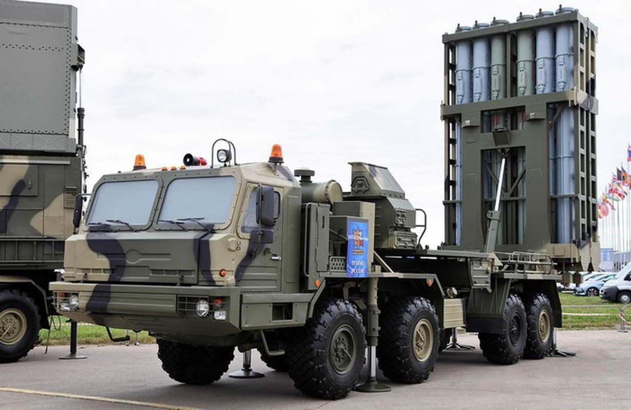 Vua nhap bien don vi dau, Nga da tinh trang bi tong cong 12 su doan S-350 Vityaz-Hinh-9
