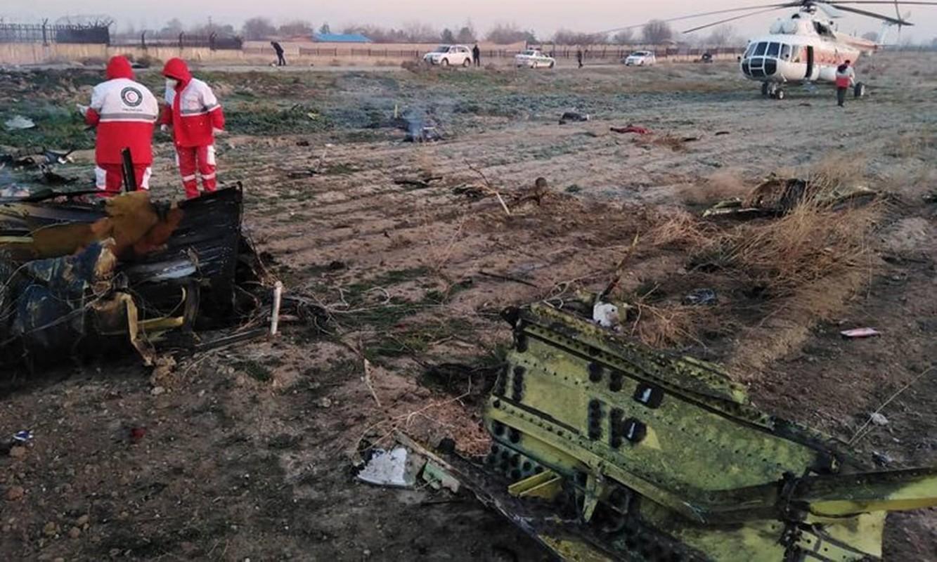 May bay Ukraine roi khien 170 nguoi chet do bi trung ten lua Tor?
