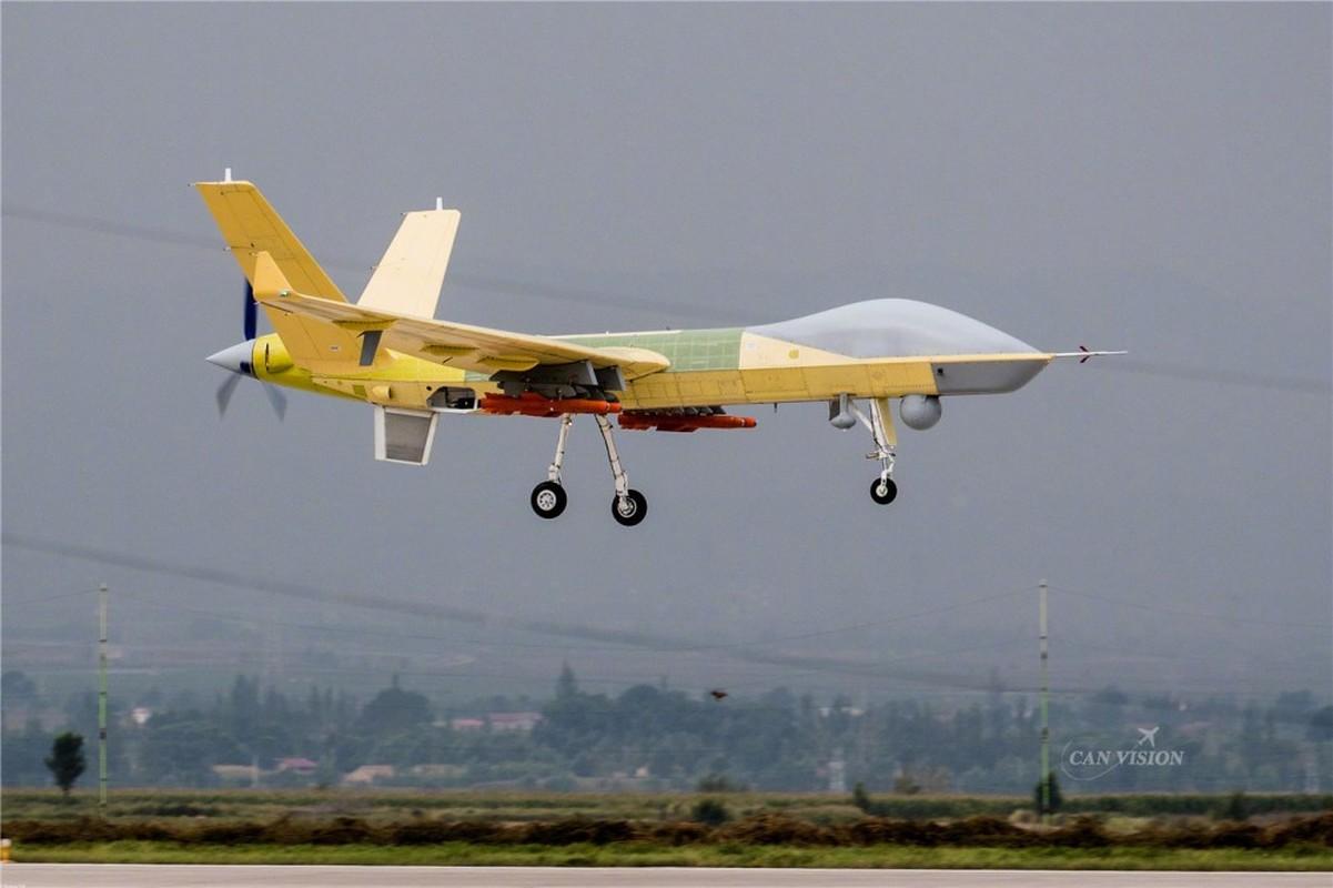 Sieu UAV cua Trung Quoc co them vu khi moi, dang gom the nao?-Hinh-9