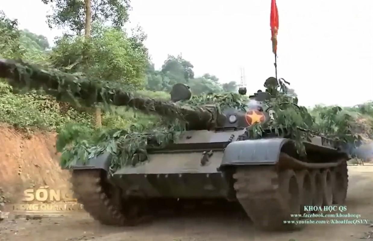 Xe tang T-62 Viet Nam van duoc cung cap them nong phao moi-Hinh-9