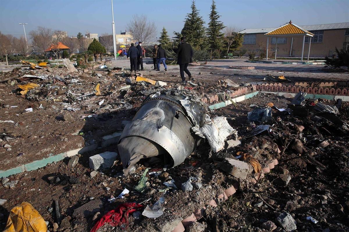 Iran bat giu nguoi dang video may bay Ukraine bi ban roi: Co uan khuc gi?-Hinh-9