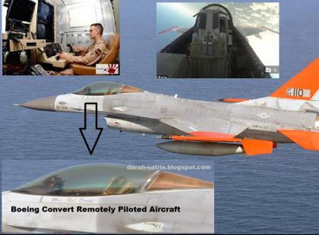 Chuyen that nhu dua: My nang cap F-16 thanh may bay… dieu khien tu xa-Hinh-6