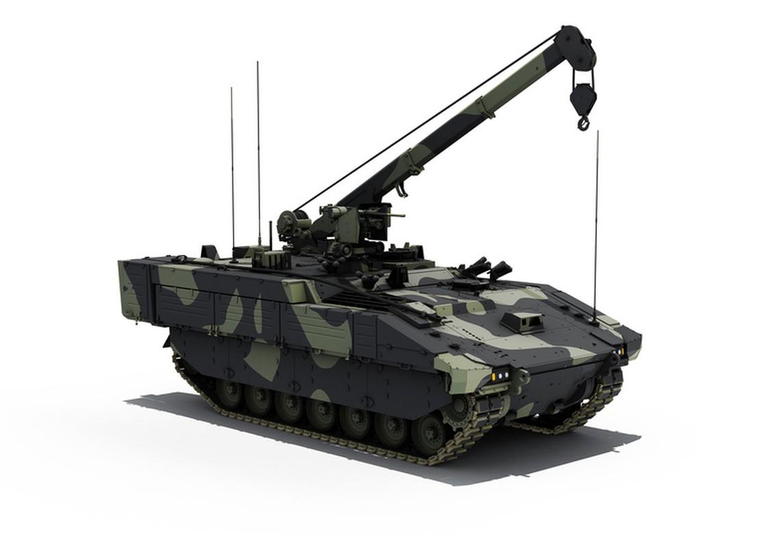 Xe chien dau bo binh da nang tuong lai cua NATO: Co con thua kem Nga?-Hinh-7