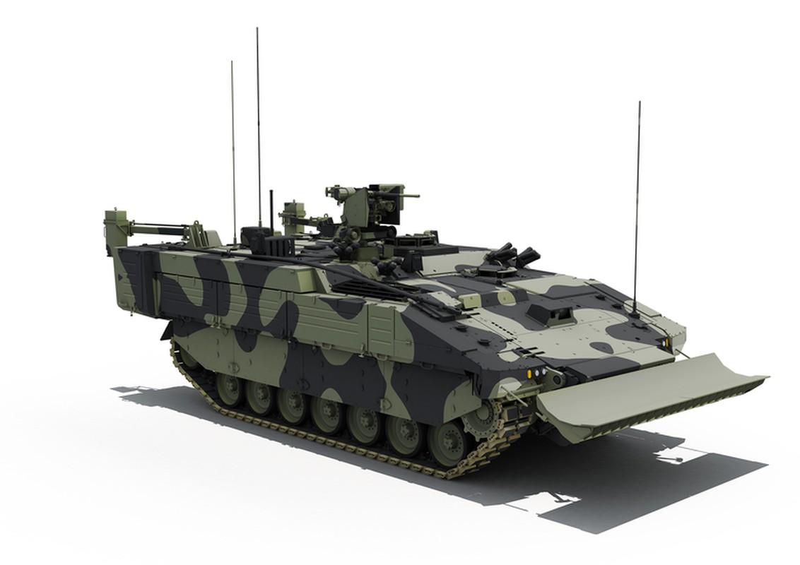 Xe chien dau bo binh da nang tuong lai cua NATO: Co con thua kem Nga?-Hinh-9