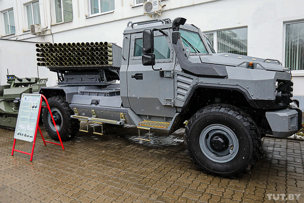 Phao phan luc Flute cua Belarus the ket hop cuc dinh voi BM-21 Viet Nam?