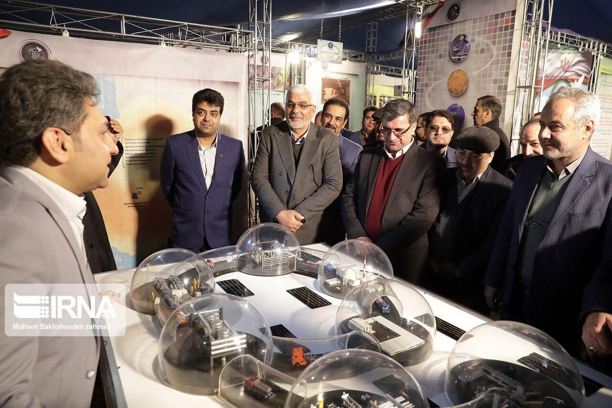 Khong khoe vu khi, Iran van khien the gioi kinh ngac truoc