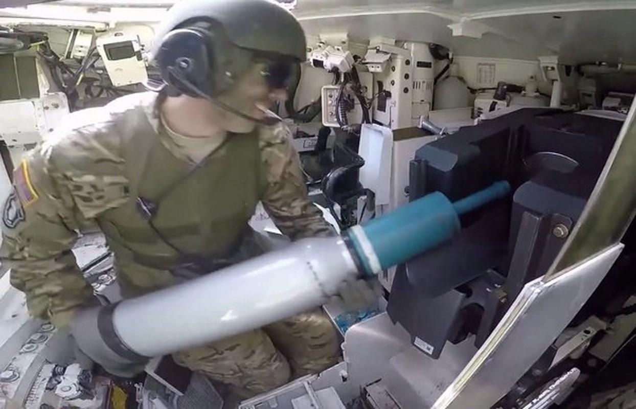 Kinh ngac khi buoc vao noi that xe tang chu luc duy nhat cua My - M1 Abrams-Hinh-11