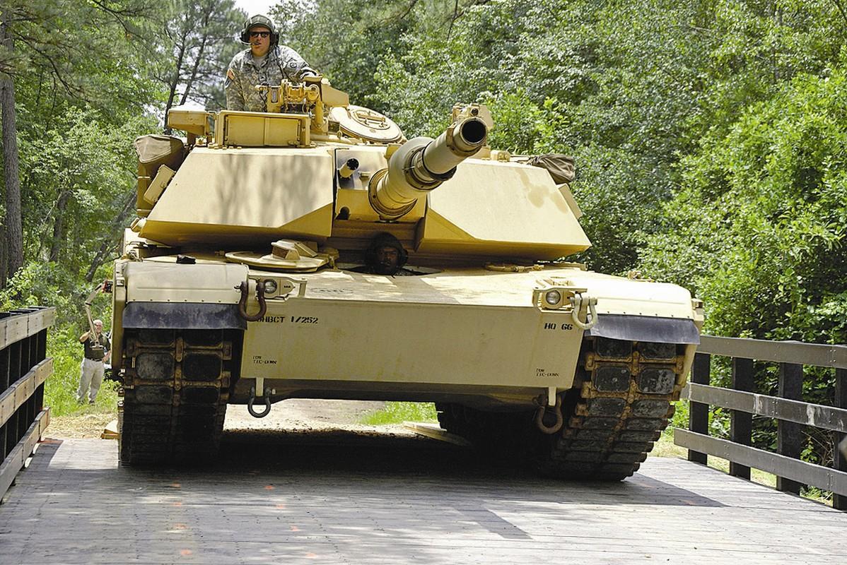 Kinh ngac khi buoc vao noi that xe tang chu luc duy nhat cua My - M1 Abrams-Hinh-13