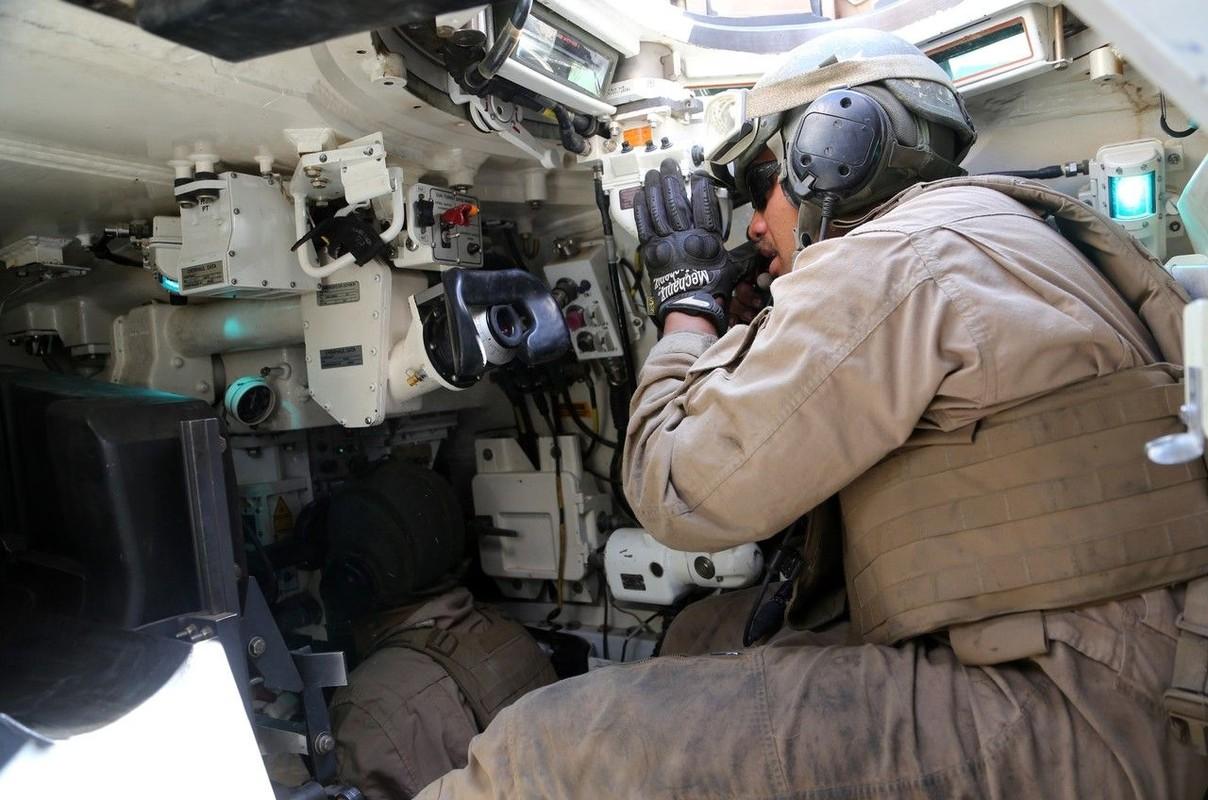 Kinh ngac khi buoc vao noi that xe tang chu luc duy nhat cua My - M1 Abrams-Hinh-8