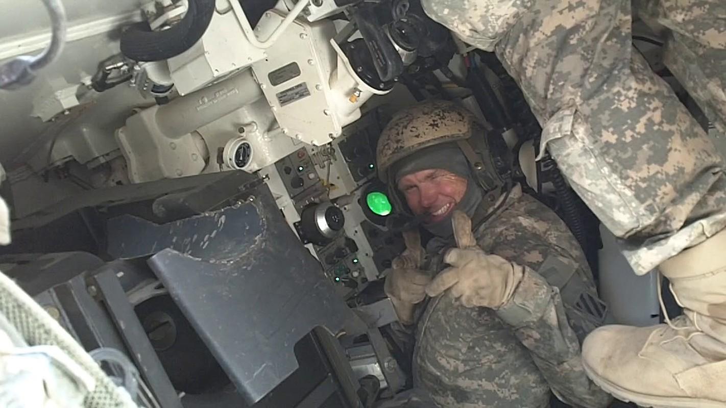 Kinh ngac khi buoc vao noi that xe tang chu luc duy nhat cua My - M1 Abrams-Hinh-9