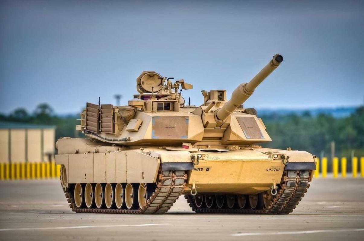 Kinh ngac khi buoc vao noi that xe tang chu luc duy nhat cua My - M1 Abrams
