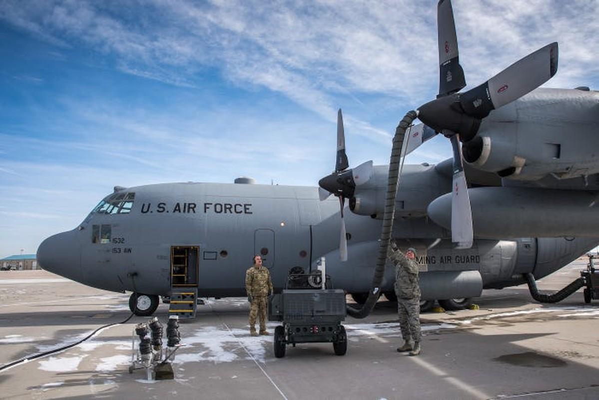 My cho 24 chiec C-130H ve huu, co hoi nao cho Viet Nam tiep can?