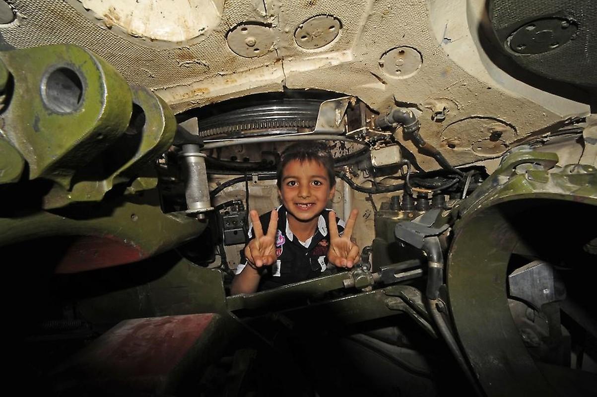 Xe tang T-72: Khi nguoi Nga qua