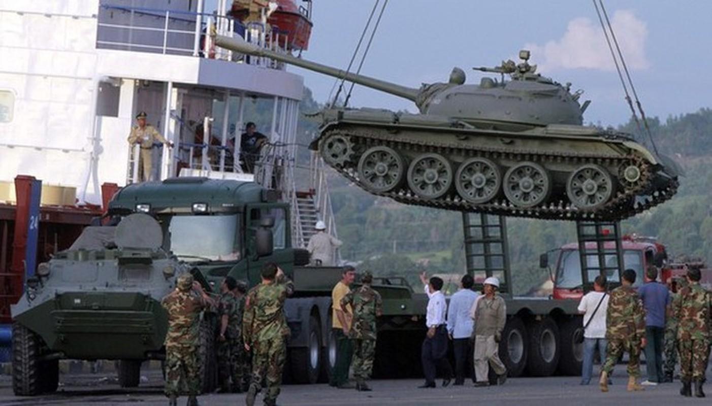 Luc luong tang thiet giap Campuchia dang o vi tri nao trong Dong Nam A?-Hinh-5
