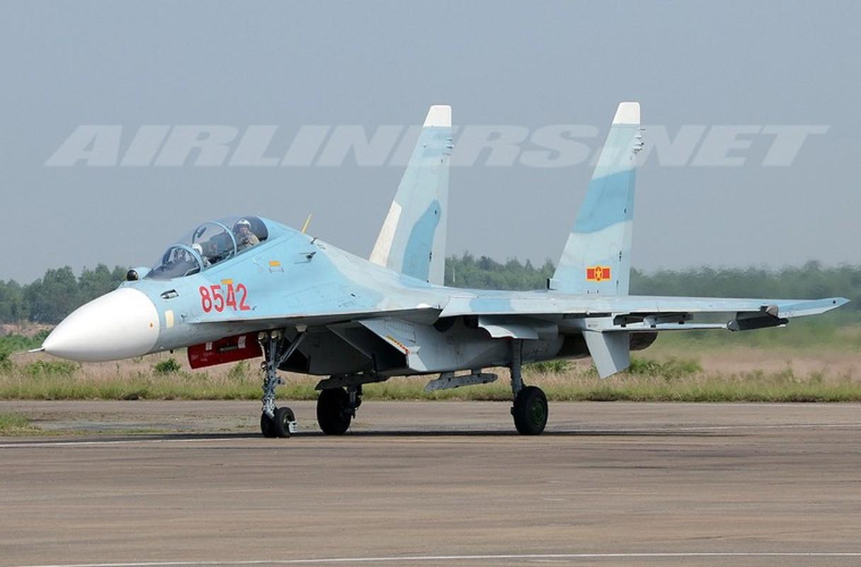 Hoi kho: Tiem kich Su-30 cua Viet Nam co di lui tren duong bang duoc khong?-Hinh-4