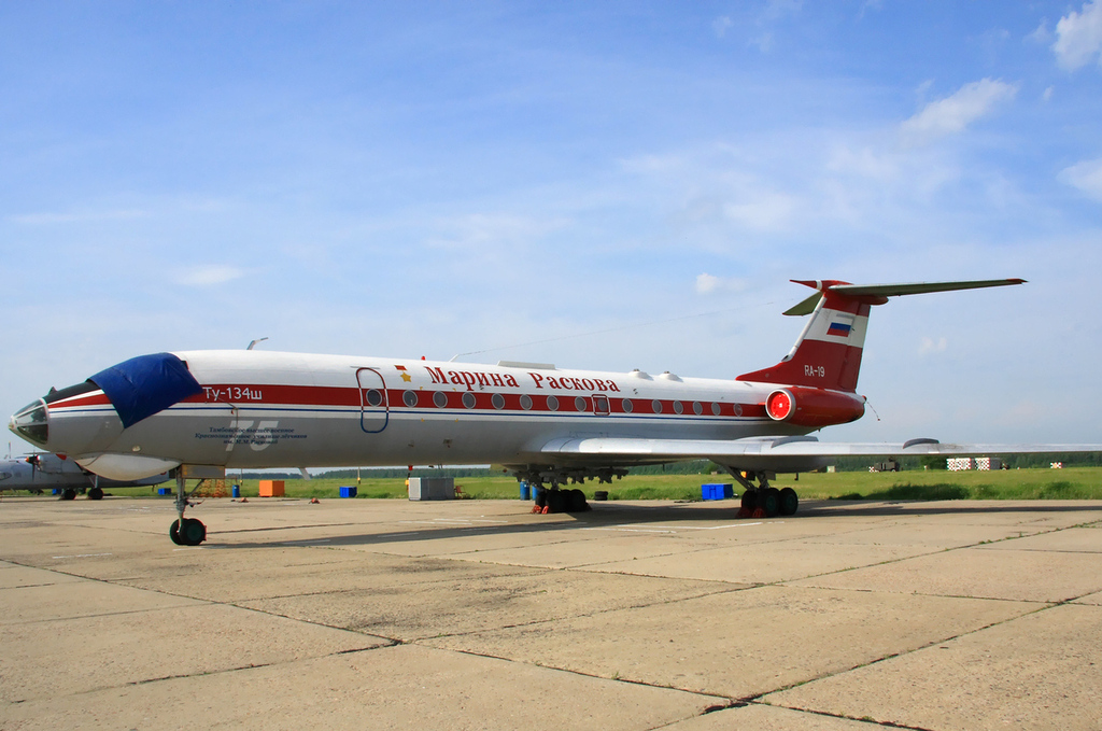 Sieu co Tu-134UBL cua Nga co gi dang so ma khien phuong Tay
