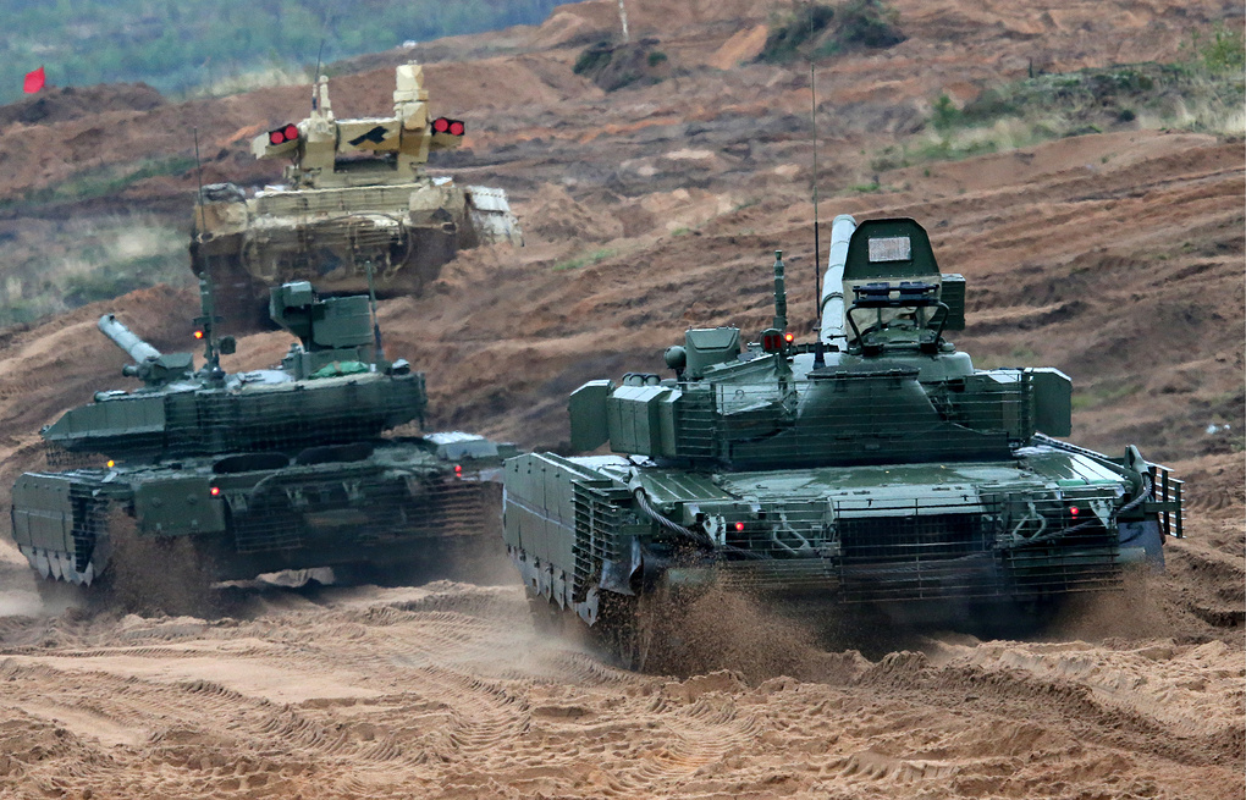 Nga nang cap luc luong: Them T-90 vao bien che, thu nghiem T-14, giu nguyen T-72...-Hinh-6