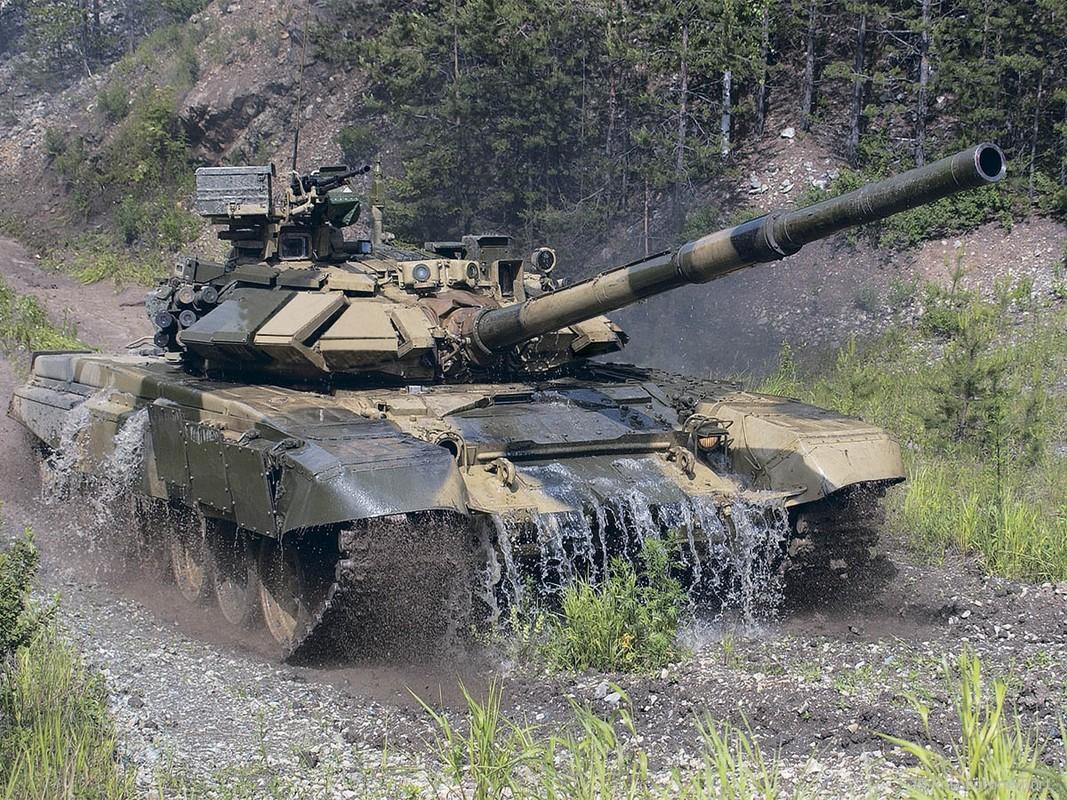 Nga nang cap luc luong: Them T-90 vao bien che, thu nghiem T-14, giu nguyen T-72...-Hinh-9