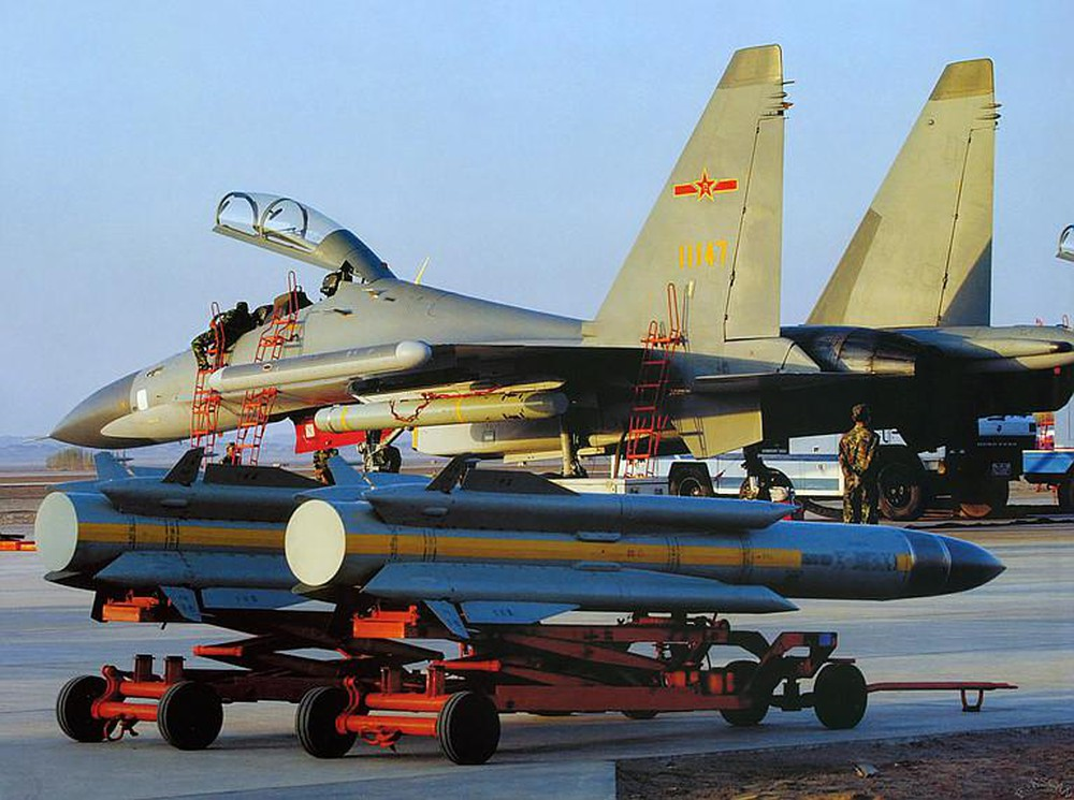 So luong tiem kich Su-30MK2 Trung Quoc so huu lieu co bang Viet Nam?-Hinh-10