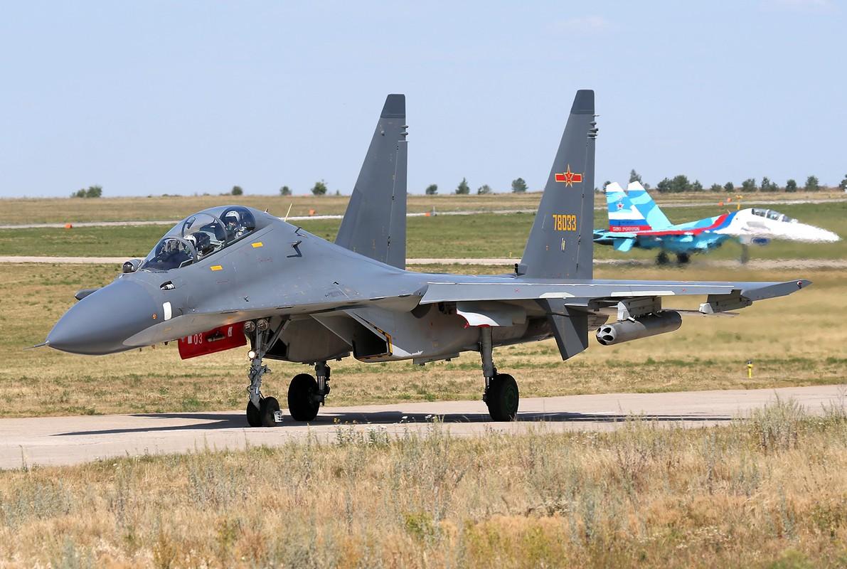 So luong tiem kich Su-30MK2 Trung Quoc so huu lieu co bang Viet Nam?-Hinh-6