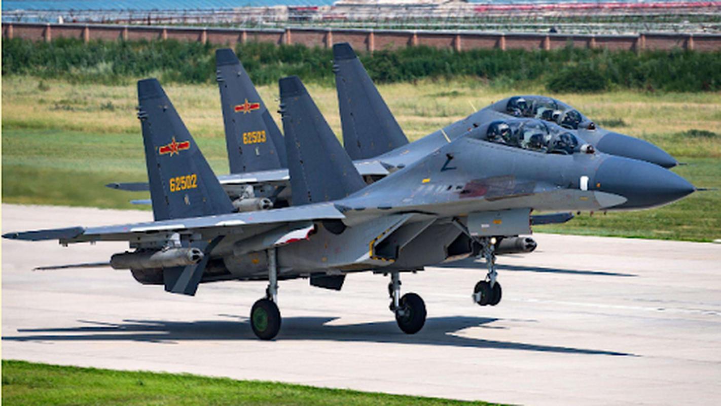 So luong tiem kich Su-30MK2 Trung Quoc so huu lieu co bang Viet Nam?-Hinh-7
