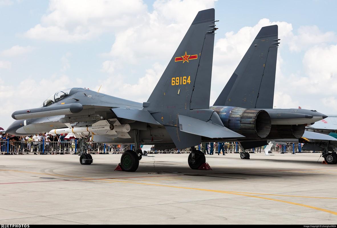 So luong tiem kich Su-30MK2 Trung Quoc so huu lieu co bang Viet Nam?-Hinh-8