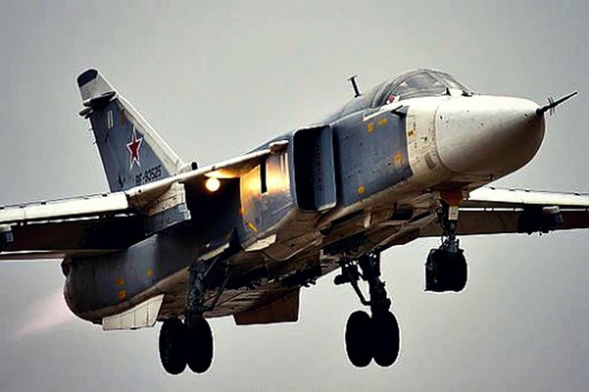 Khong quan Nga cho Su-24 nem bom thang dau phien quan, yem tro linh Assad-Hinh-19