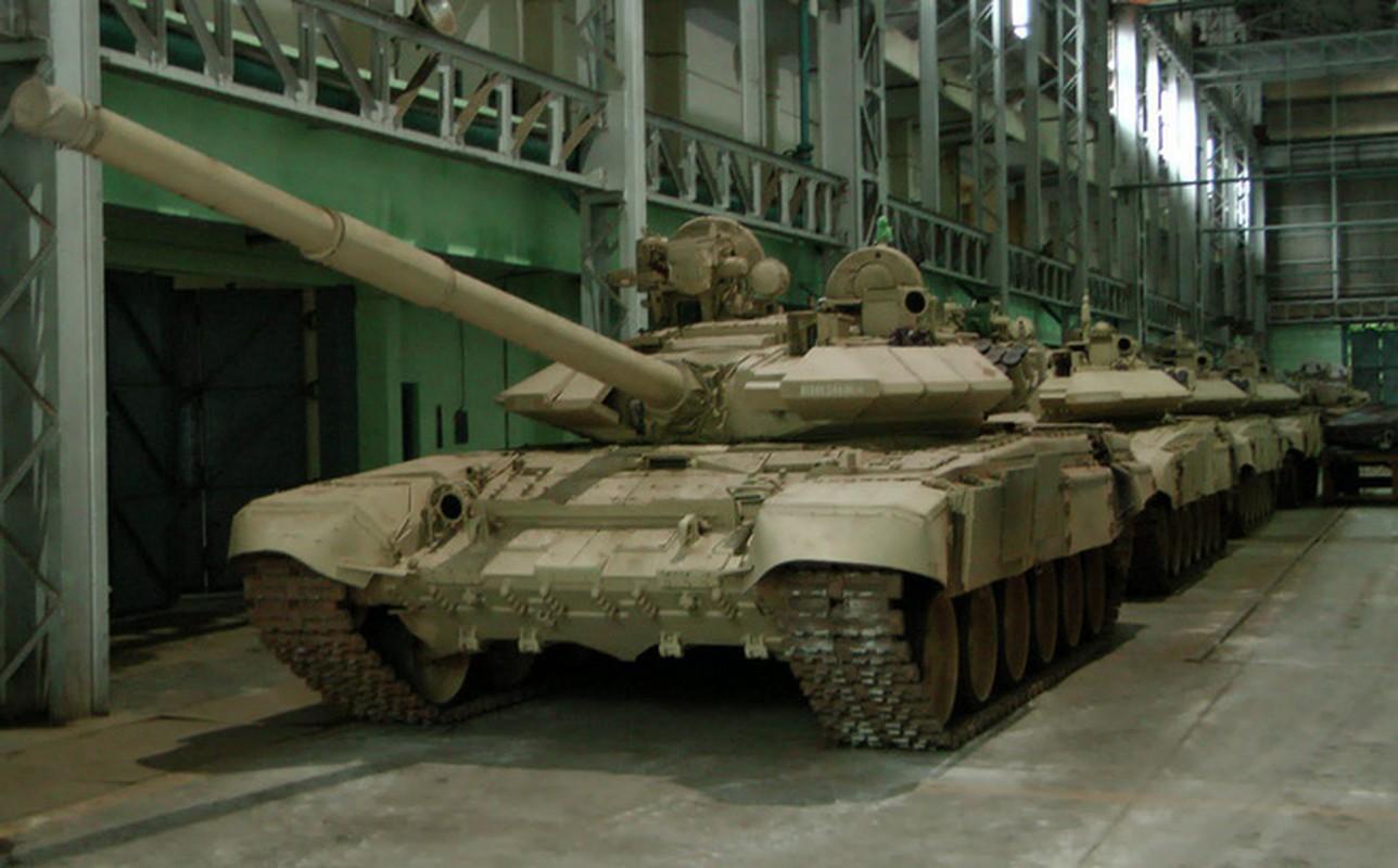 Xe tang T-90S cua Viet Nam phong duoc ten lua nao qua nong phao?-Hinh-12