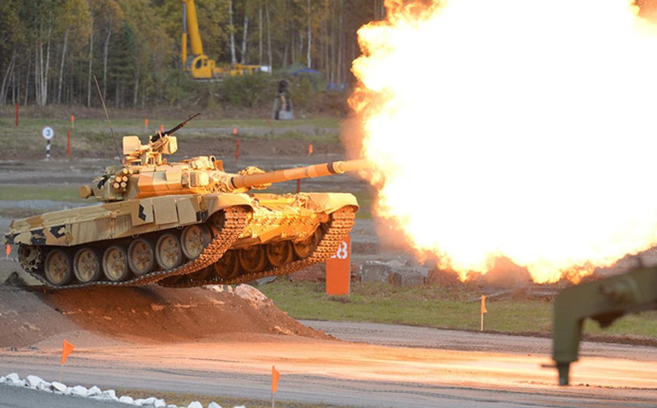Xe tang T-90S cua Viet Nam phong duoc ten lua nao qua nong phao?-Hinh-8