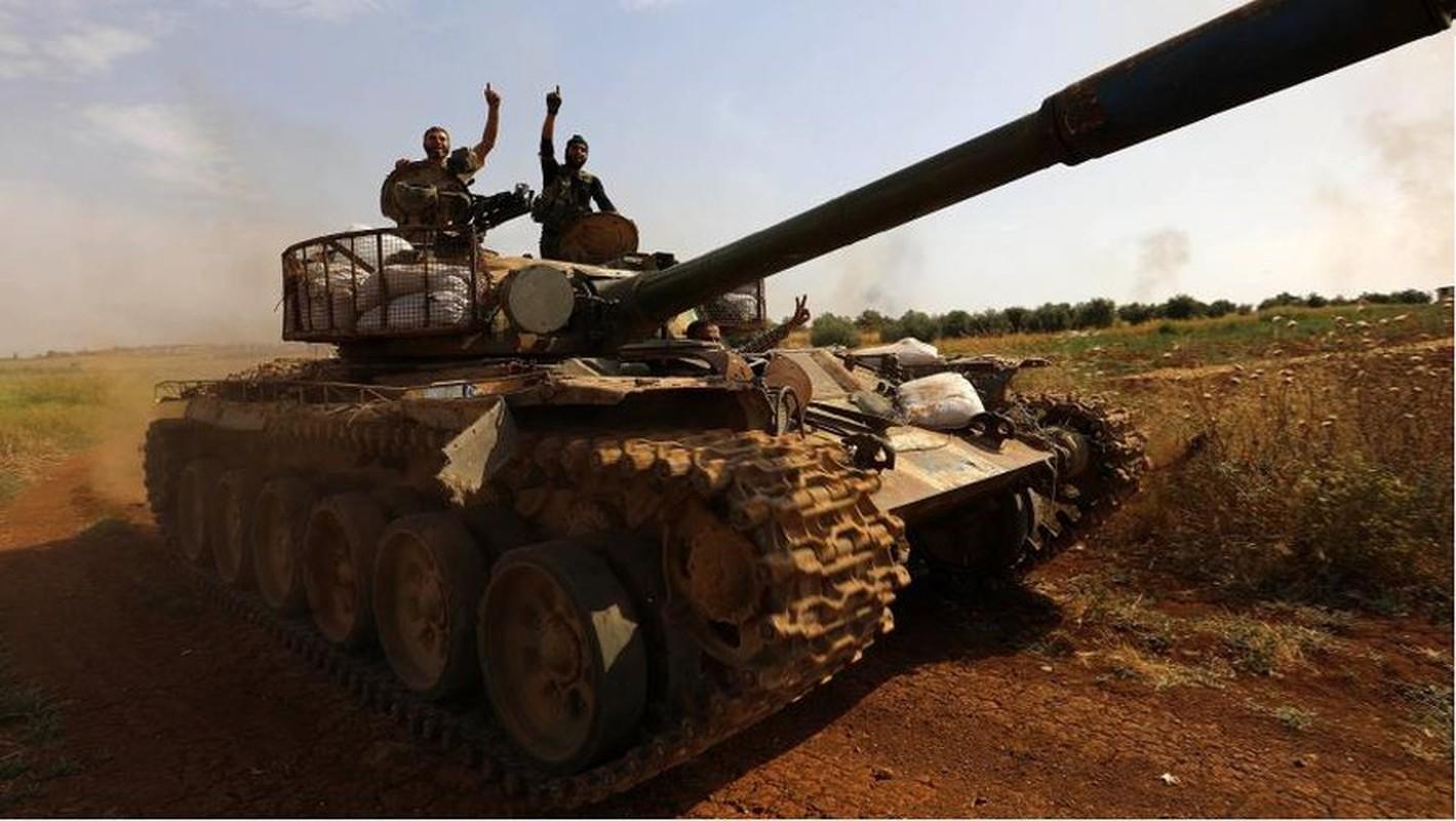 Nga - Tho Nhi Ky dam phan, Syria mat them mot thanh pho chien luoc-Hinh-12