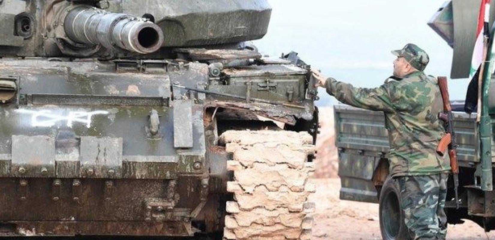 Nga - Tho Nhi Ky dam phan, Syria mat them mot thanh pho chien luoc-Hinh-2